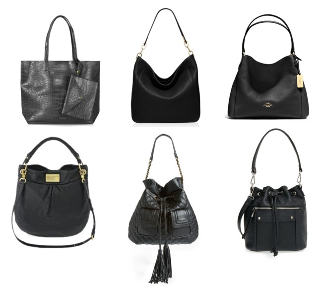 Little black bags to wear daily