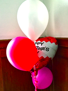 Galentine's Day Balloons